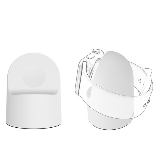 Oplader - Wit - Geschikt voor Apple Watch Series 1/2/3