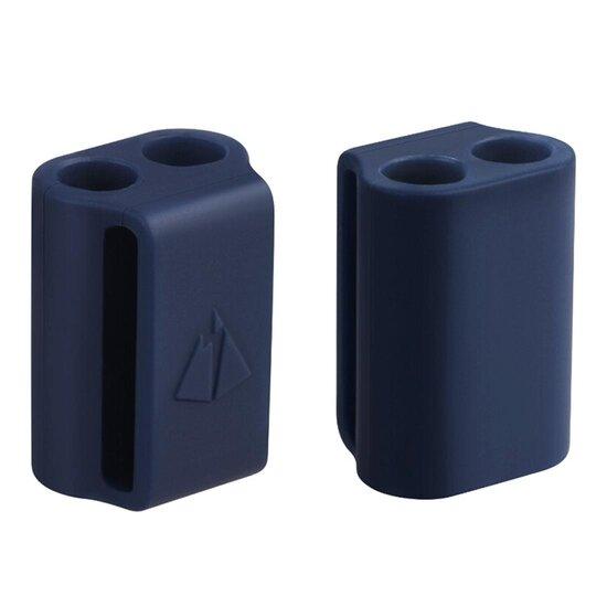 AirPods draagbare houder voor horlogeband - Blauw