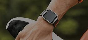 Sporten met een smartwatch