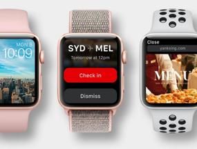Passen de oude bandje ook op de Apple watch 4?