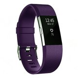 Fitbit Charge 2 sportbandje (Small) - Donker paars_