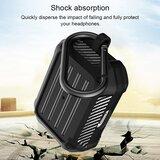 AirPods Pro carbon fiber hoesje - Groen_