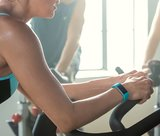 Fitbit Charge 2 sportbandje (Small) - Paars_