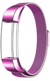 FitBit Alta HR Milanese bandje (Small) - Paars_