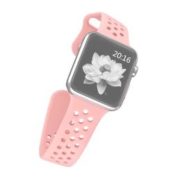Apple watch holow edition sport band 38mm - roze