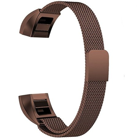 FitBit Alta HR Milanese bandje (Small) - Coffee