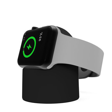 Apple Watch oplader - Zwart