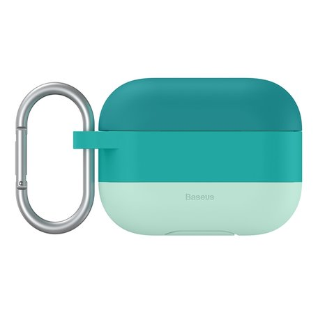 Baseus AirPods Pro siliconen hoesje - Groen