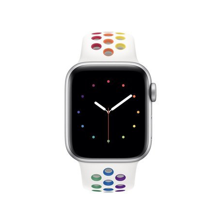 Apple watch sportbandje 38mm / 40mm - Multicolor