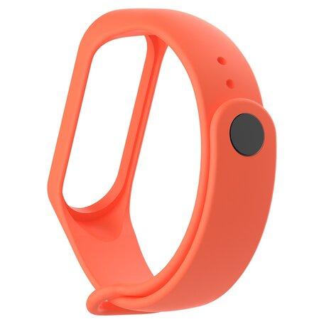 Xiaomi Mi band 3 bandje OneColor - Oranje