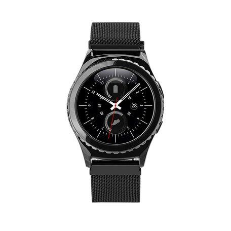 Samsung Gear S2 Milanese bandje - zwart