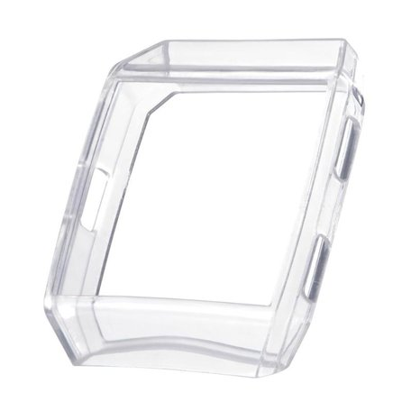 Fitbit Ionic Soft TPU case (volledig beschermd) - Transparant