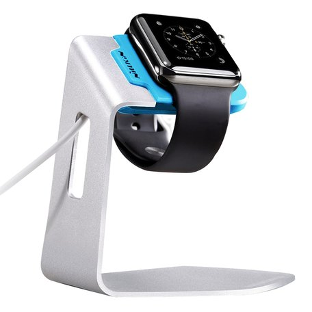 NILLKIN Apple watch stand - Blauw