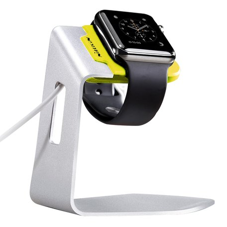 NILLKIN Apple watch stand - Geel