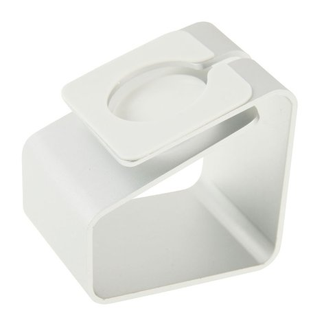 Apple watch stand small - Zilver