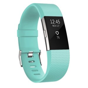 Fitbit Charge 2 sportbandje (Small) - Mint groen